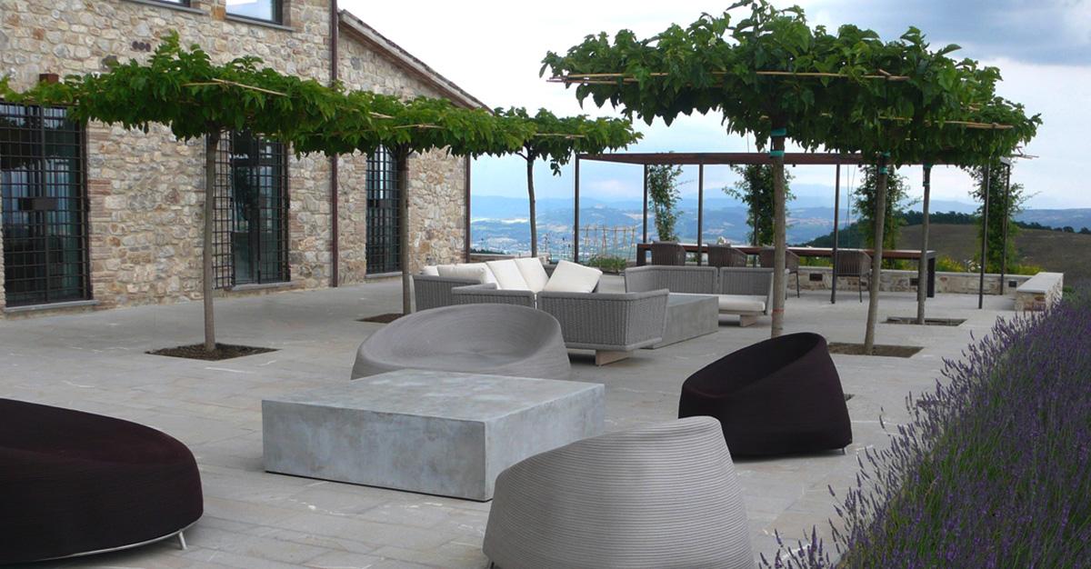 Lovecement enjoy your garden for Arredo terrazza giardino offerte